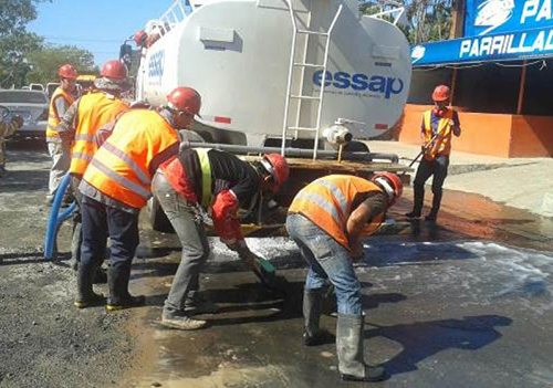 Aqualogy Chile se adjudica la modernización de la gestión comercial de la Essap Paraguay