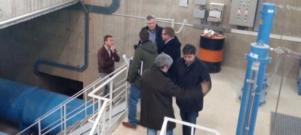 Aragón apuesta por financiar el regadío basado en la modernización