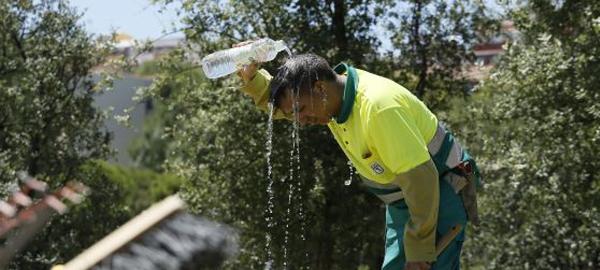 2015 podría ser el año más caluroso de la historia