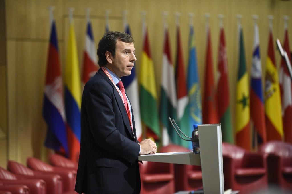 España comprometida a colaborar en el Panel sobre Agua y Paz de la ONU