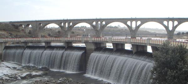 Ávila llama al consumo responsable del agua ante la escasez