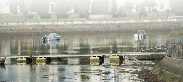 Aguas de Galicia localiza focos de vertidos contaminantes