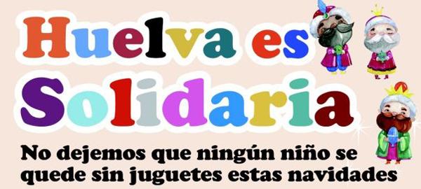 Aguas de Huelva se une a la campaña de recogida de juguetes