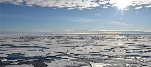Cómo afecta el cambio climático al agua del planeta