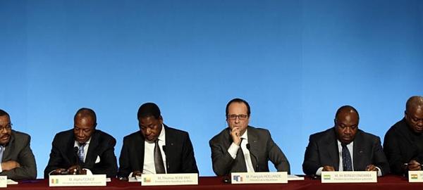 COP 21: Los presidentes africanos hablan alto y claro