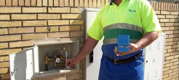 Campaña contra el cambio de contadores de agua
