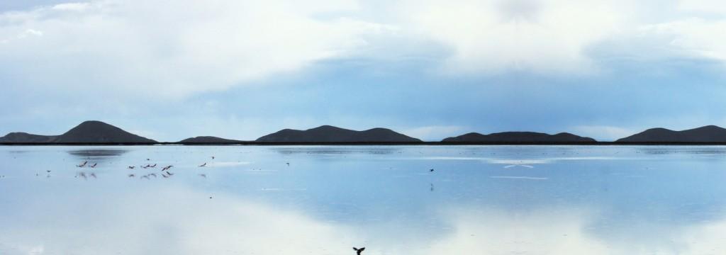 Desaparece uno de los mayores lagos de Bolivia por la sequía