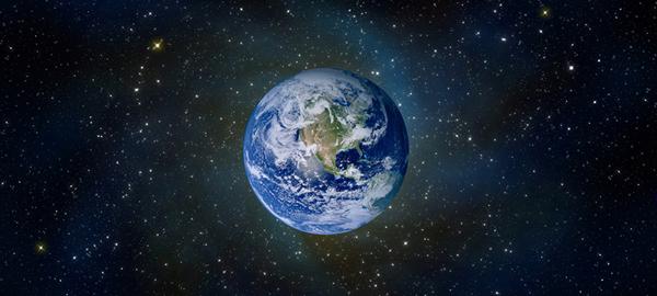 El cambio climático ralentiza la tierra