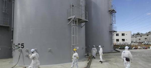 El municipio de Tomioka almacenará residuos de la central de Fukushima
