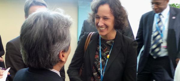 España se une al pacto internacional sobre agua y cambio climático