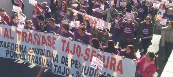 Fomento anuncia un posible nuevo trasvase en Murcia