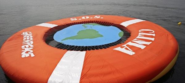 Greenpeace prevé que el problema de los refugiados climáticos se agrave