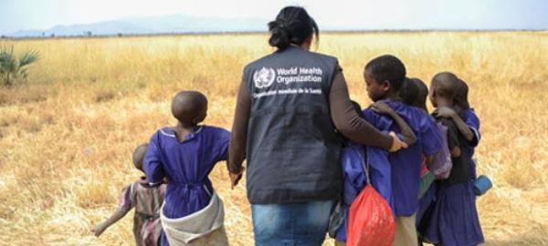La OMS pide en la COP 21 un acuerdo por la salud de la raza humana