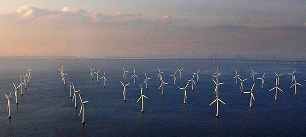 La energía eólica producida por Escocia abastece el 100% de su población