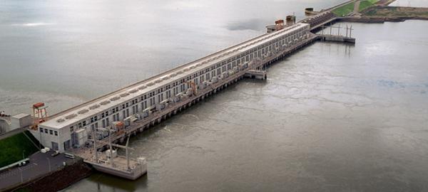 La reserva hidráulica de España se encuentra al 56% de su capacidad total