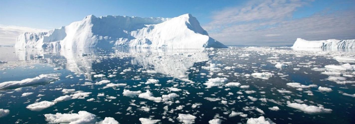La temperatura del ártico alcanza récords históricos por el cambio