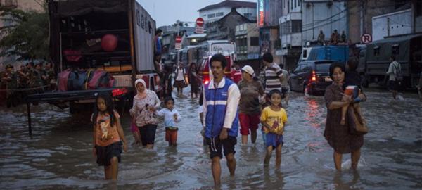 Los científicos atribuyen muchos desastres naturales al cambio climático