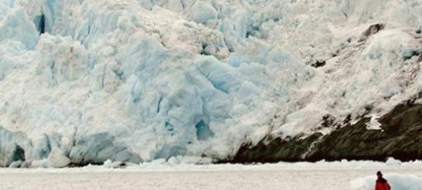 Los glaciales de Groenlandia se derriten