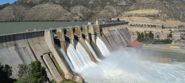 Los pantanos de la cuenca del Segura pierden cuatro hectómetros cúbicos de agua en una semana