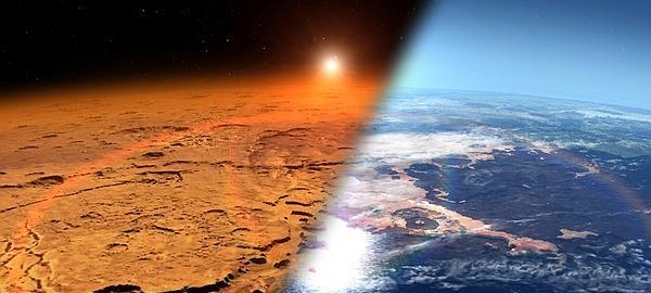 Ponen en duda la presencia de antiguos ríos de agua en la superficie de Marte