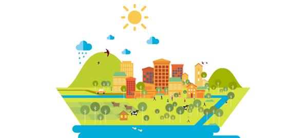 Una herramienta web mejora el ciclo del agua en las ciudades