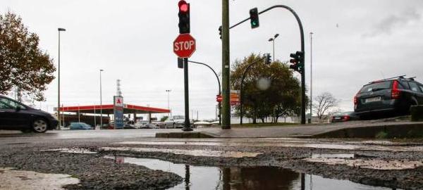 Vecinos de Lugo denuncian inundaciones por aguas fecales