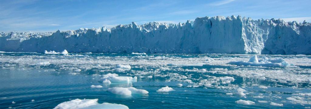 El cambio climático favorece el aumento de hielo en la Antártida