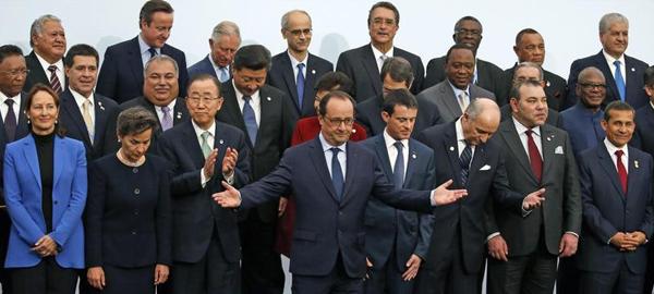 La intervención del Vaticano en la COP 21 pide un acuerdo ético
