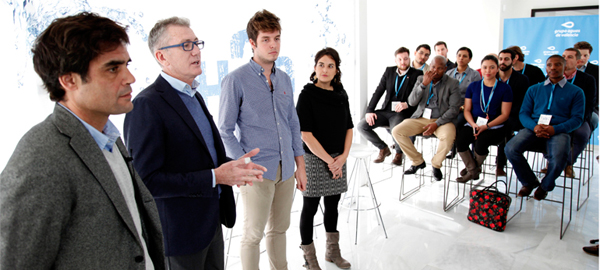 Jóvenes emprendedores proponen proyectos para solucionar la carestía del agua en el mundo