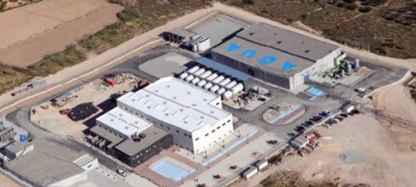 VALORIZA AGUA y CHM Infraestructuras se adjudican el contrato de O& M de diversas instalaciones de Acuamed en Alicante