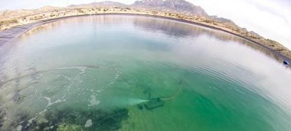 Aguas de Alicante diseña un sistema para almacenar agua no potable
