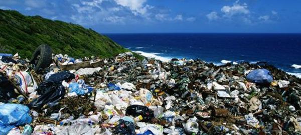 Alerta por el vertido de residuos a los mares