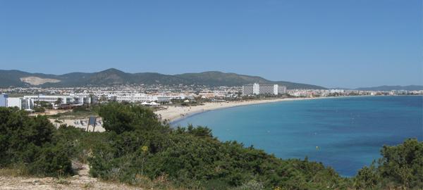 Aqualia corta el agua y repara una fuga en Ses Figueretes
