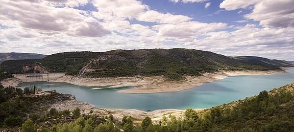 El Tajo contiene 11 veces más agua que el Segura