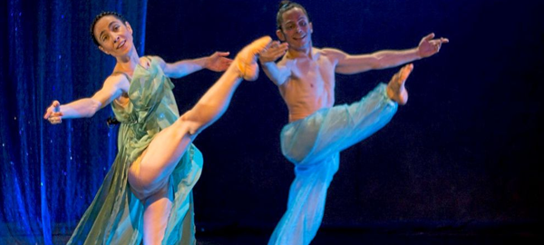 "El ballet ""Agua de Luna"" conciencia sobre el valor del agua"