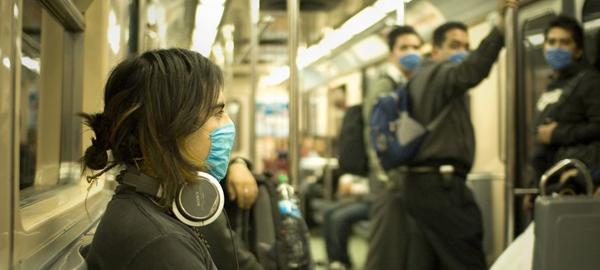 El cambio climático aumenta las patologías respiratorias y las infecciones