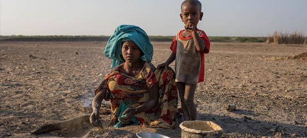 La FAO pone en marcha un plan de emergencia contra la sequía en Etiopía