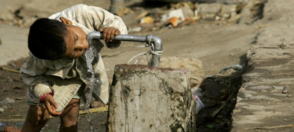 La ONU pide una mejor gestión del agua para hacer frente al cambio climático