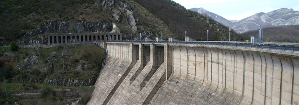 La producción eléctrica se reducirá en un 60% por el cambio climático