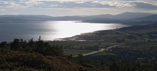 Las últimas lluvias aumentan el nivel de agua de los embalses del Ebro