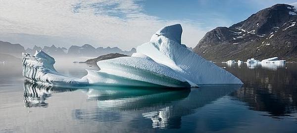 Las nubes aumentan la fusión del hielo en Groenlandia