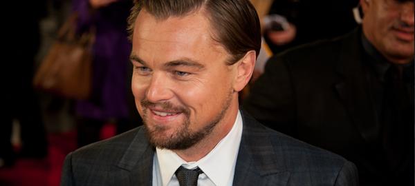 Leonardo DiCaprio apuesta por el medio ambiente