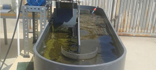 Nueva tecnología para regenerar aguas residuales
