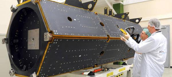 Se suspende el lanzamiento del satélite español Paz