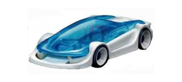 Un coche que funciona con agua