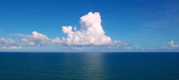 Un estudio revela que los humanos no contaminan los océanos