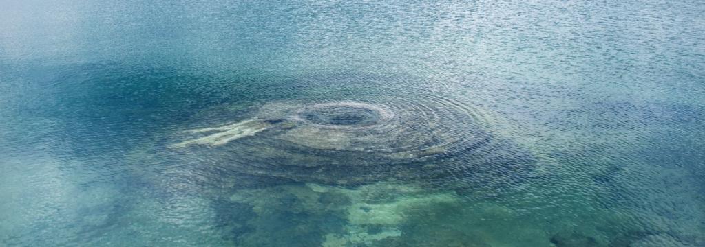 Volcanes submarinos explosivos fundieron el hielo de la tierra