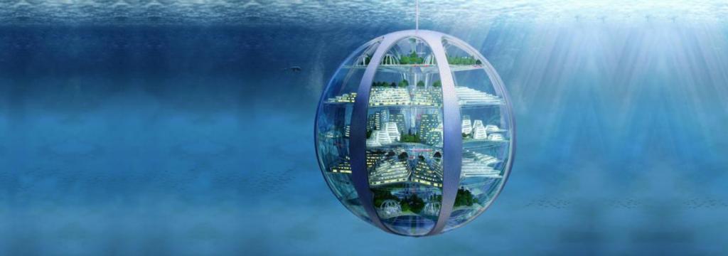 En 100 años, viviremos bajo el agua
