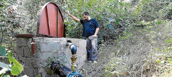 27 localidades aragonesas, afectadas por la contaminación de sus aguas