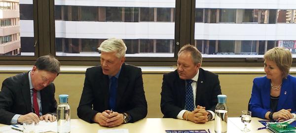 AEAS colabora con dos organizaciones danesas del sector del agua